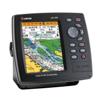 SAMYUNG AIS-50N Class B AIS Chartplotter - Vessel universal AIS with color display