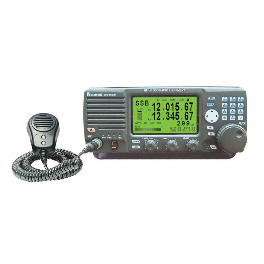 SAMYUNG SRG 3150 MF/HF Radio Equipment