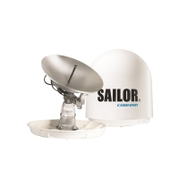 SAILOR 100 GX System - advanced 3-axis stabilized Ka-band antenna system