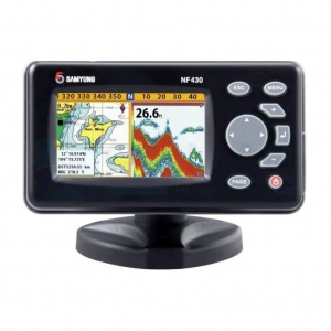 GPS/Combo/Fish finder Samyung N430/NF430/F430
