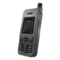 Satelite telephone Thuraya XT Lite