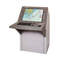 Electronic Chart Display and Information System Samyung ECDIS SE-3000