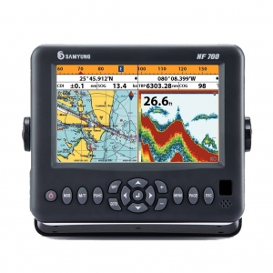 GPS плотер/Combo/Fish finder Samyung N700/NF700/F700